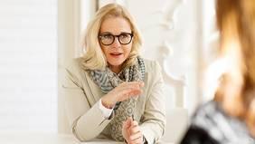 Michaela Reitterer, ÖHV Präsidentin