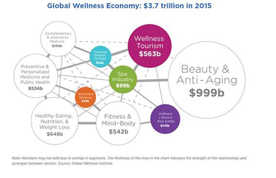 © Global Wellness Institute